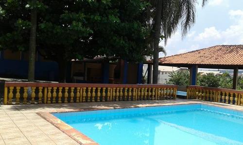 chácara residencial à venda, caguaçu, sorocaba - ch0140. - ch0140