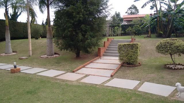 chácara residencial à venda, caieras, sarapuí - ch0120. - ch0120