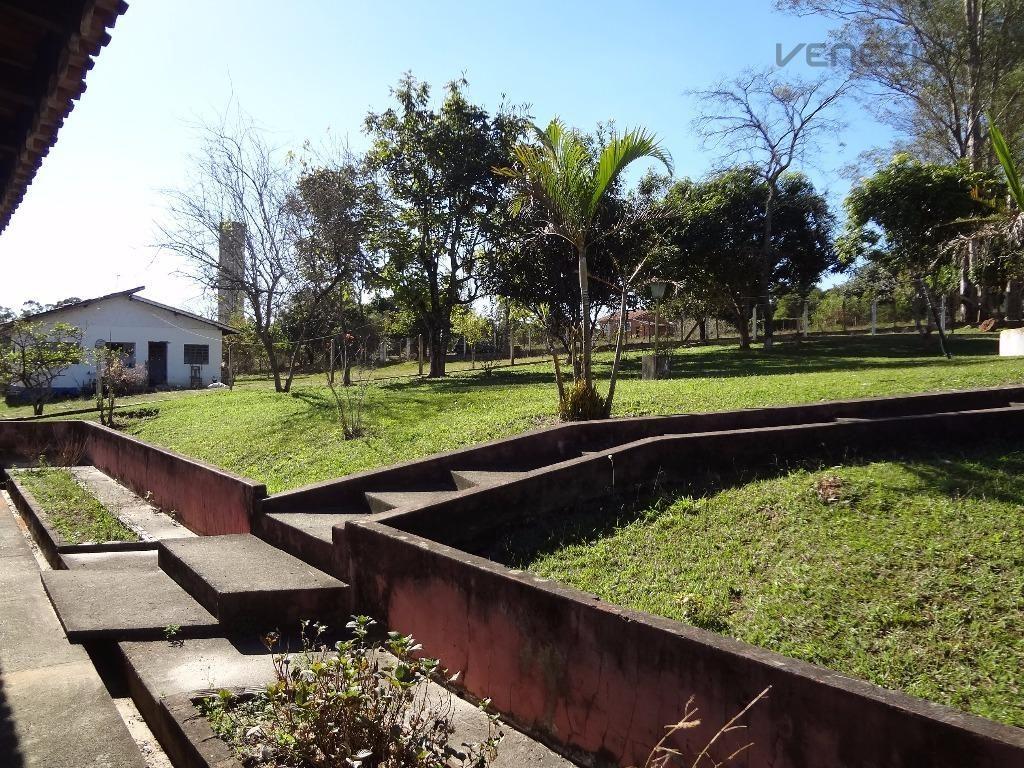 chácara residencial à venda, camargo ii, águas de são pedro. - ch0031
