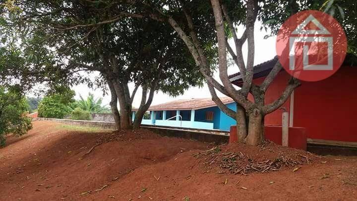 chácara residencial à venda, campo novo, bragança paulista. - ch0117