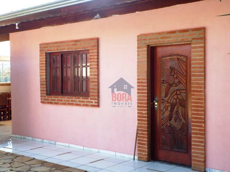 chácara residencial à venda, campos de atibaia, atibaia. - ch0125