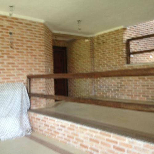 chácara residencial à venda, capela do barreiro, itatiba. - ch0097