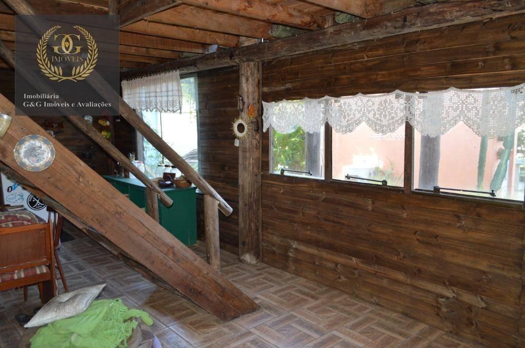 chácara residencial à venda, centro (águas claras), viamão. - ch0006