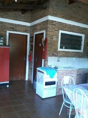 chácara residencial à venda, centro, itapira. - ch0215