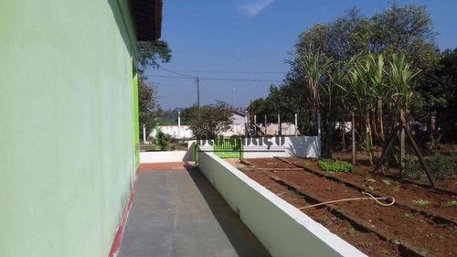 chácara residencial à venda, centro, pilar do sul. - ch0346