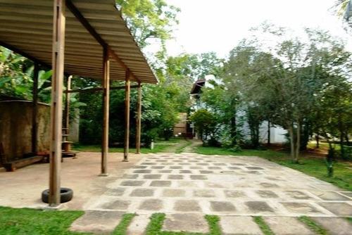 chácara  residencial à venda, chácara belvedere, campinas. - codigo: ch0078 - ch0078