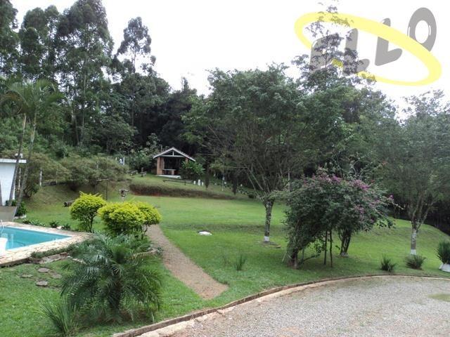 chácara residencial à venda, chácara recanto verde, cotia. - ch0055