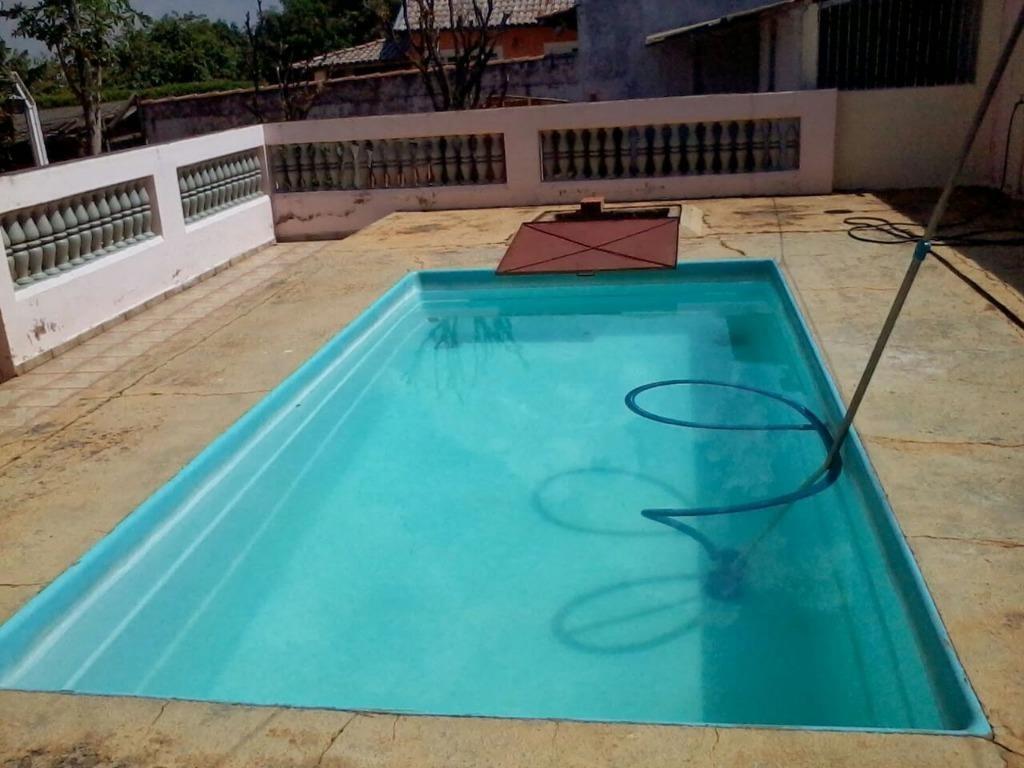 chácara  residencial à venda, chácara recreio alvorada, hortolândia. - ch0296