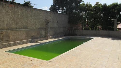chácara residencial à venda, chácara recreio cruzeiro do sul, santa bárbara d'oeste - ch0026. - ch0026