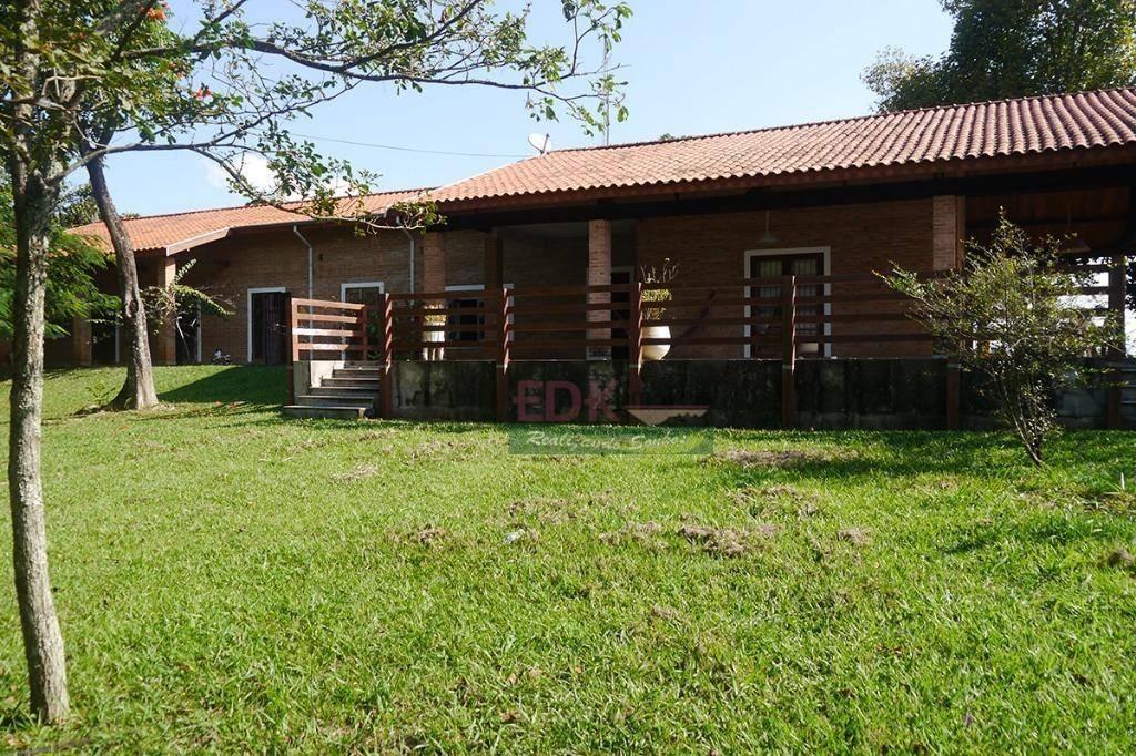 chácara residencial à venda, chácaras cataguá, taubaté. - ch0068