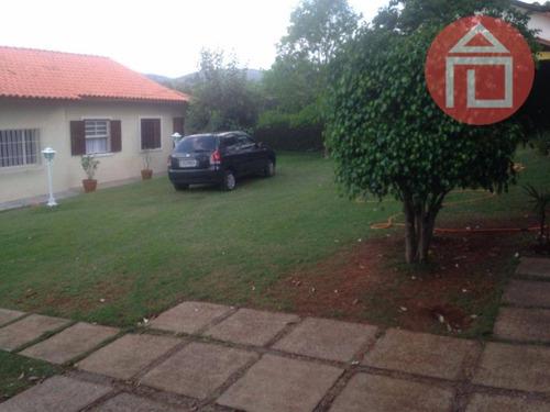 chácara residencial à venda, chácaras fernão dias, bragança paulista. - ch0133