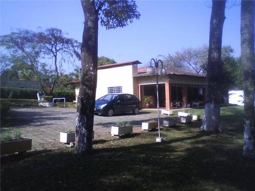 chácara residencial à venda, chacaras romanas, salto. - ch0249