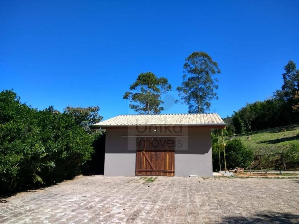 chácara residencial à venda, chavini e castro, itatiba. - ch0186