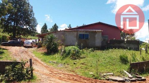 chácara residencial à venda, cidade planejada i, bragança paulista. - ch0115