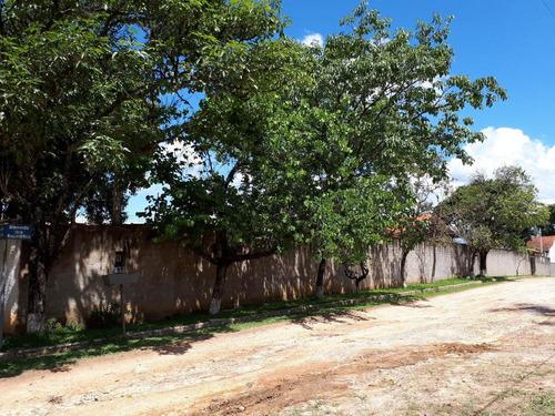 chácara residencial à venda, colinas i, araçoiaba da serra - ch0285. - ch0285