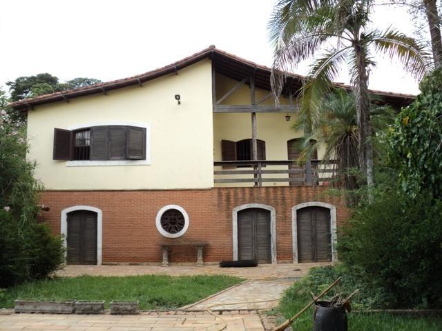 chácara residencial à venda, condomínio chacara florida, itu - ch0018. - ch0018