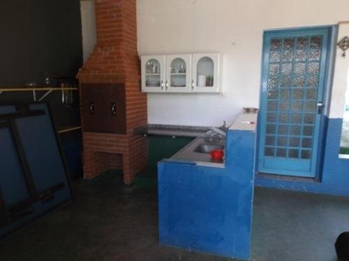 chácara residencial à venda, condomínio chacara florida, itu - ch0034. - ch0034