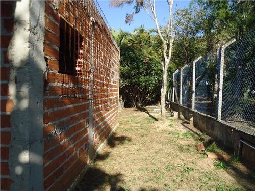 chácara residencial à venda, condomínio chácara santa inês, itu. - ch0273