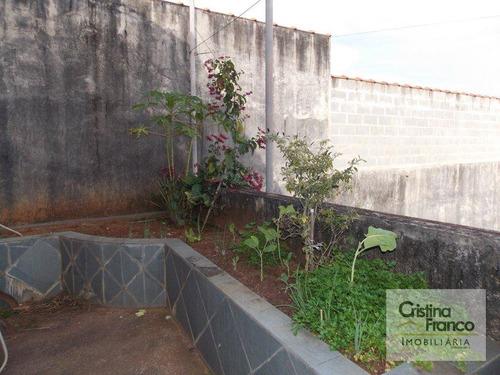 chácara residencial à venda, condomínio chácaras florida, itu - ch0094. - ch0094