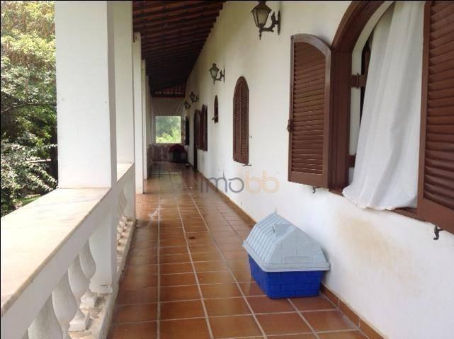 chácara residencial à venda, condomínio chácaras florida, itu - ch0160. - ch0160