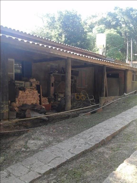 chácara residencial à venda, condomínio chácaras florida, itu - ch0167. - ch0167