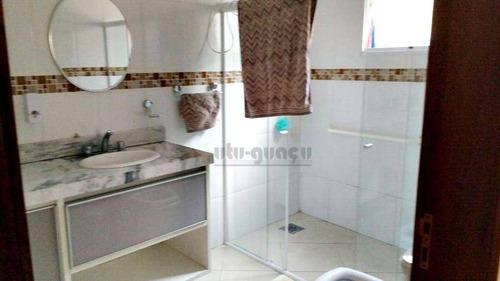 chácara residencial à venda, condomínio chácaras florida, itu. - ch0316