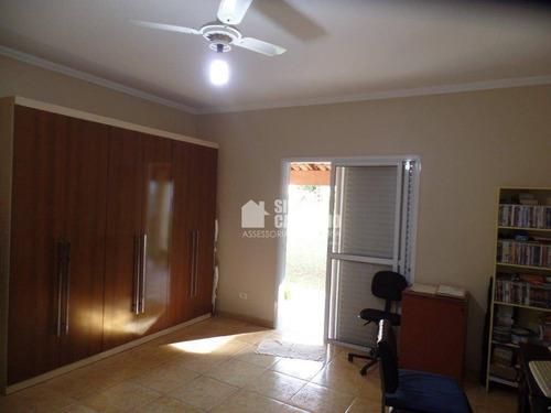 chácara  residencial à venda, condomínio chácaras florida, itu. - ch0328