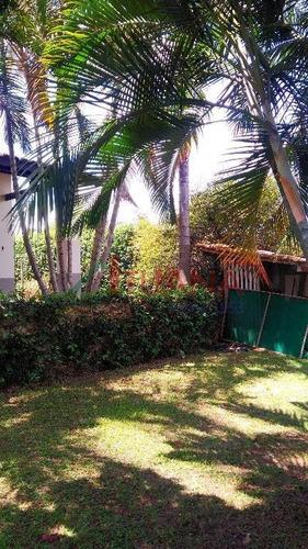 chácara residencial à venda, condomínio chácaras florida, itu. - codigo: ch0065 - ch0065