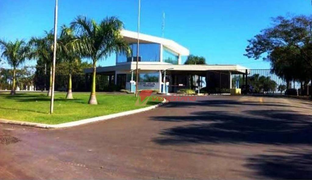 chácara residencial à venda, condomínio colinas de piracicaba, piracicaba. - ch0071