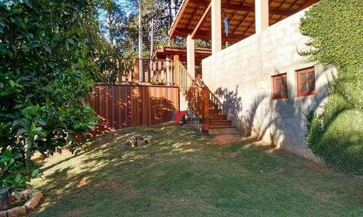 chácara residencial à venda, condominio estância dos lagos, atibaia. - ch0051
