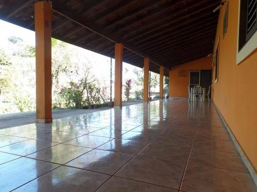 chácara residencial à venda, condomínio frei galvão - ch0011