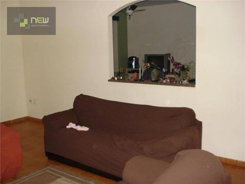 chácara  residencial à venda, condomínio hípica, ribeirão preto. - ch0004