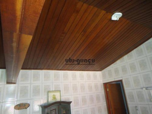 chácara residencial à venda, condomínio santa inês, itu. - ch0304