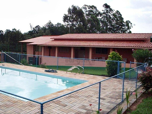 chácara residencial à venda, condomínio santa inês, itu - ch0347. - ch0347