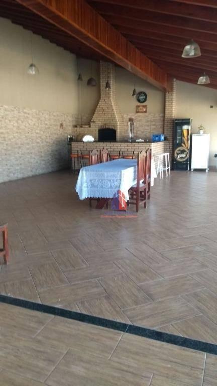 chácara residencial à venda, condomínio santa monica, portal de são clemente, limeira. - ch0024