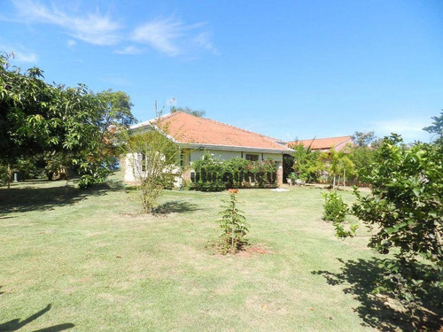 chácara residencial à venda, condomínio vila suévia, itu. - ch0367