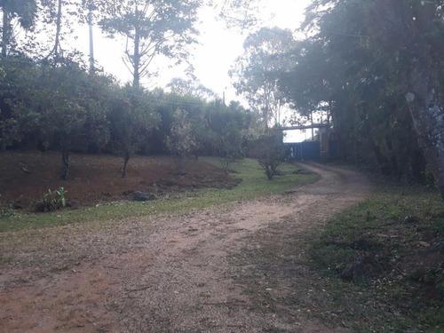 chácara residencial à venda, curitibanos, bragança paulista. - ch0016