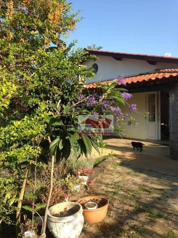 chácara residencial à venda, da lagoa, joanópolis. - ch0002