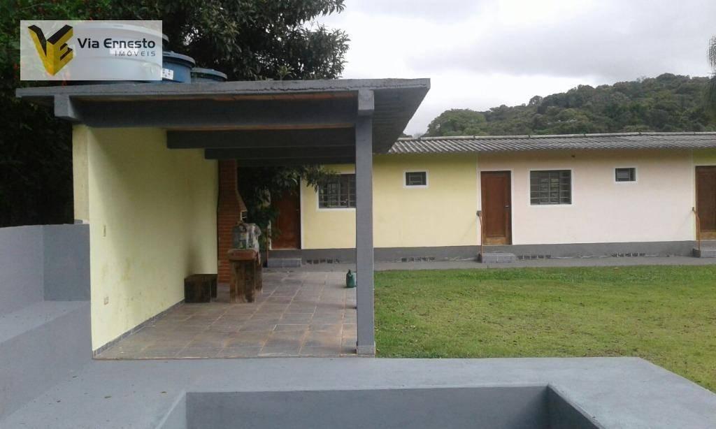 chácara residencial à venda, despezio, são lourenço da serra. - ch0006