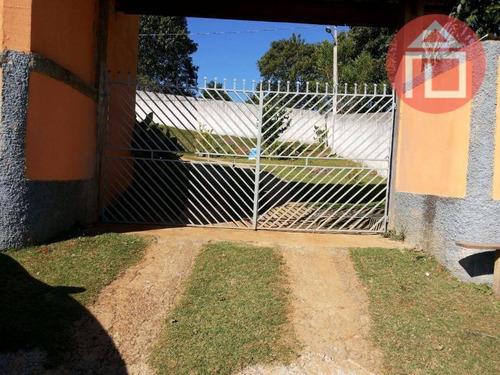 chácara residencial à venda, do menin, bragança paulista. - ch0129