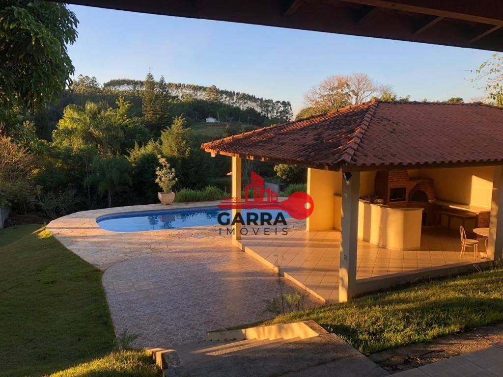 chácara residencial à venda, encosta do sol, itatiba. - ch0206