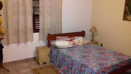 chácara residencial à venda, encosta do sol, itatiba. - ch0243