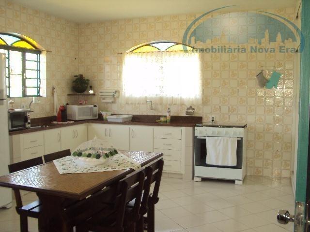 chácara residencial à venda, estância das flores, vinhedo. - ch0009