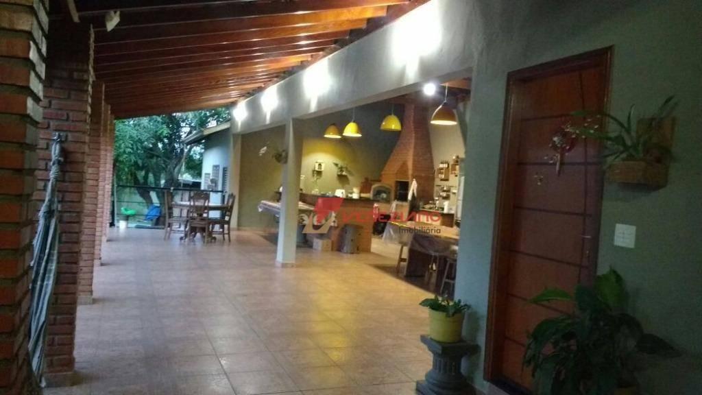 chácara residencial à venda, estância lago azul (ártemis), piracicaba. - ch0057
