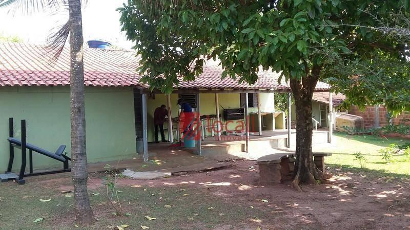 chácara  residencial à venda, estância são judas tadeu (zona rural), são josé do rio preto. - ch0015