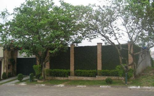 chácara residencial à venda, gramado, cotia.