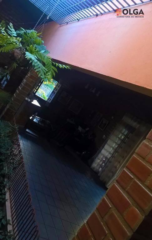 chácara residencial à venda, gravatá. - ch0022