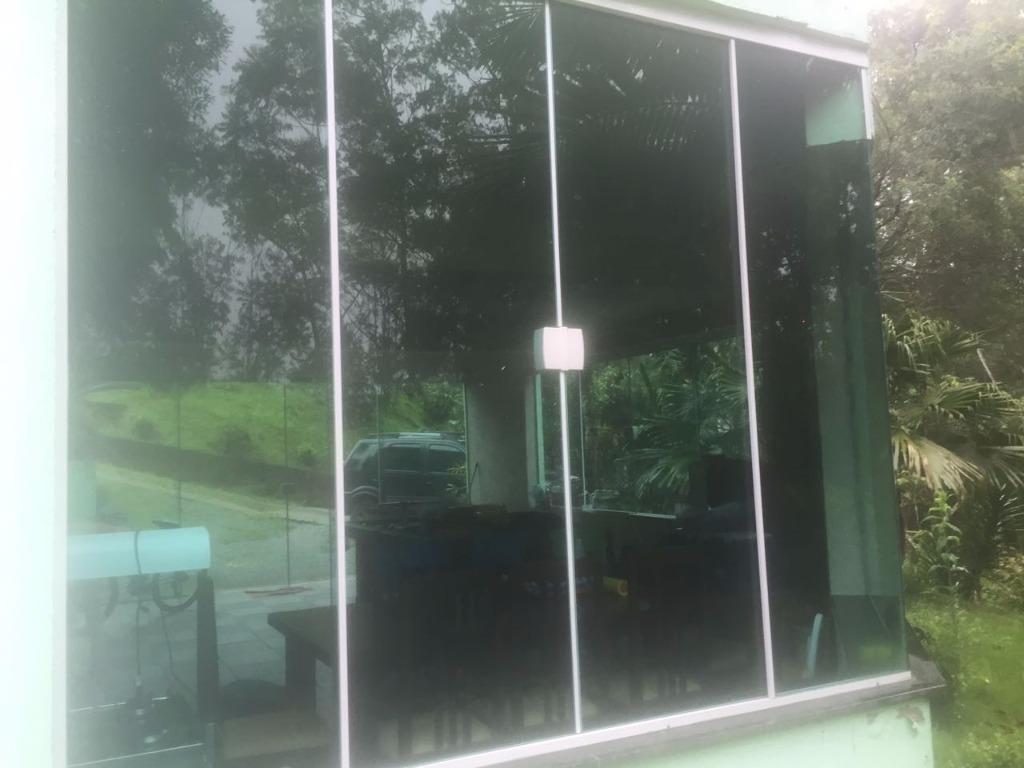 chácara residencial à venda, ipelândia, suzano. - ch0005