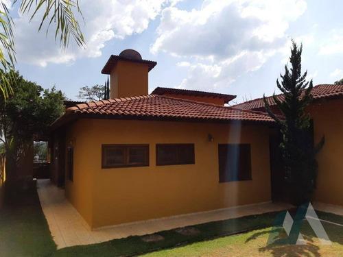 chácara residencial à venda, itupararanga, votorantim - ch0027. - ch0027