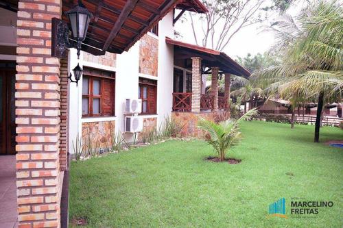 chácara residencial à venda, jacauna(aquiraz), aquiraz. - codigo: ch0006 - ch0006